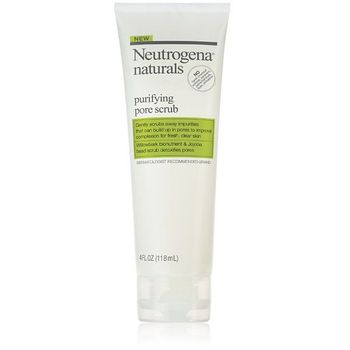 Neutrogena Naturals Purifying Pore Scrub (Uploaded by PiMehMeh)