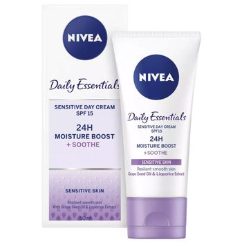 nivea essentials day cream