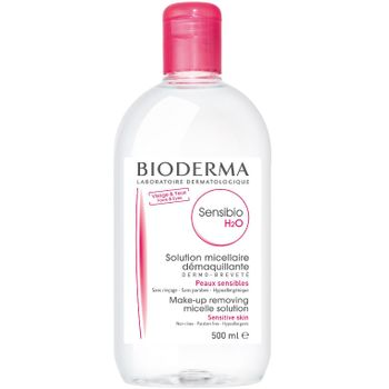 Sensibio H2O Micellar Cleansing Water and Makeup Remover Solution