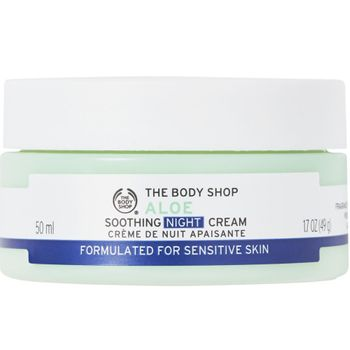 The Body Shop Aloe Soothing Night Cream Reviews Photos Ingredients Makeupalley