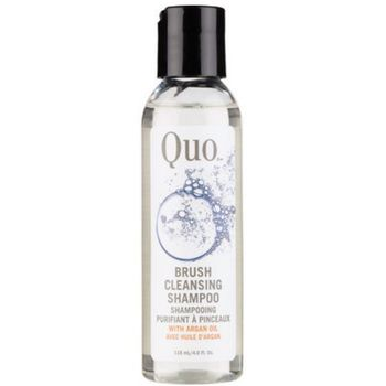 quo brush cleansing shampoo with argan oil reviews photos