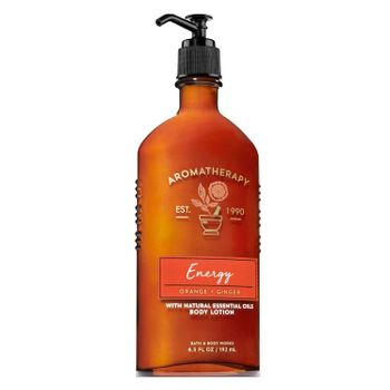 Bath Body Works Aromatherapy Energy Orange Ginger Body Lotion Reviews Photos Ingredients Makeupalley