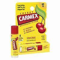 Cherry Carmex...my new favorite! (Uploaded by kellywilson0)
