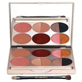 Cat Cosmetics Six Kitten Palette (Uploaded by edencookies)