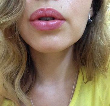 Revlon Super Lustrous lip in Kissable Pink (Uploaded by Lossea)
