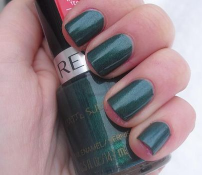 Revlon Matte Suede Emerald City  (Uploaded by tasha56)