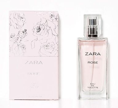Zara Rose Edt