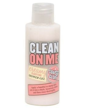 Soap & Glory Clean On Me Mini (Uploaded by cometgain)