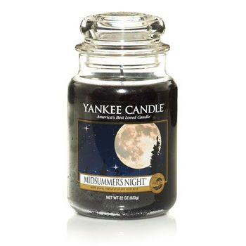 Yankee Candle - MidSummer's Night (Uploaded by picklemesoftly)