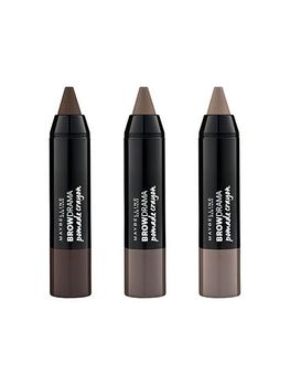 bb6157cd619 Maybelline New York Brow Drama Pomade Crayon reviews, photos, ingredients -  MakeupAlley