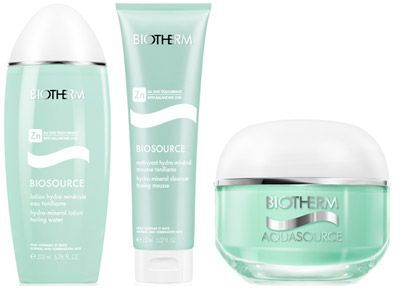 Biotherm Aquasource For Combination