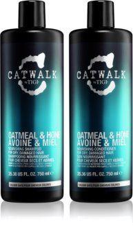 Catwalk Honey &Oatmeal Shampoo and conditioner