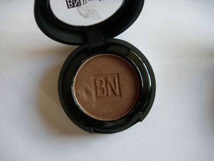 Ben Nye Cake Eyeliner in Brown (Uploaded by Beautyandmind)