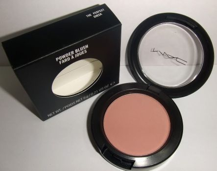 MAC The Perfect Cheek Blush (Uploaded by natuerlich0207maria)