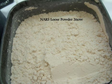 NARS Loose Powder Snow (Uploaded by muddles)