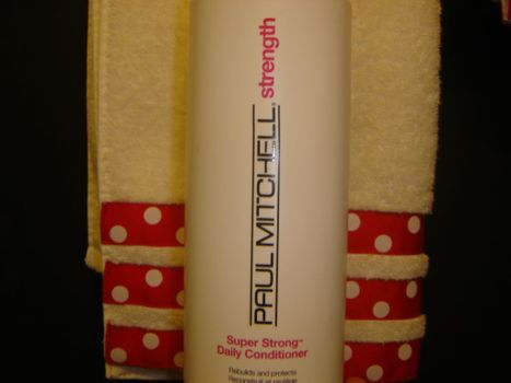 Paul Mitchell Super Strong Conditioner (Uploaded by moodpuppet)