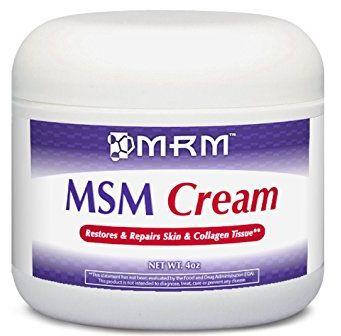 MSM Cream (MRM) reviews, photos, ingredients - MakeupAlley