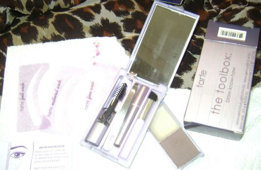 Tarte Brow kit (Uploaded by rickisyed)