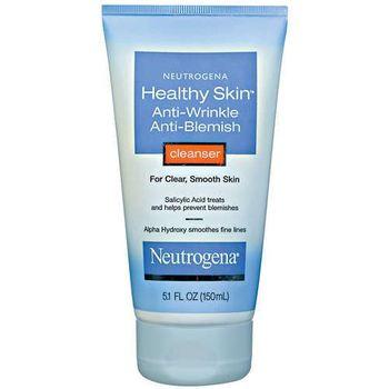 Neutrogena Anti-Wrinkle Anti-Blemish Cleanser (Uploaded by TwinkleToes51)
