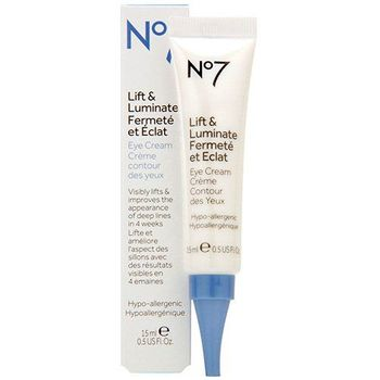 Boots No7 Lift & Luminate Eye Cream reviews, photos, ingredients