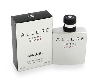 Chanel Allure Homme Sport (Uploaded by yuwaku)