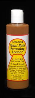 Maui Babe Browning Lotion (Uploaded by ogo)