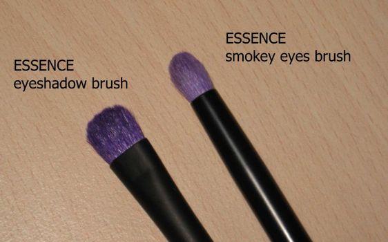 Essence brushes (Uploaded by NikitaRose)
