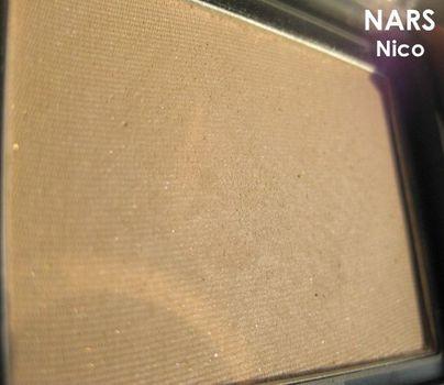 NARS Nico finishing powder (Uploaded by ahhhttack)