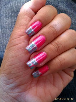 China Glaze Crushed Candy Crackle (Uploaded by misshillary)