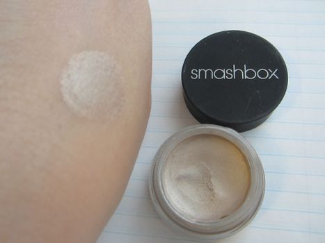 Smashbox Limitless Shadow in Topaz (Uploaded by SimpleNSexy)