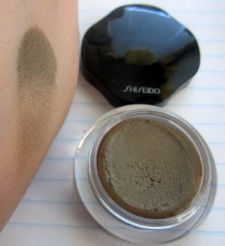 Shiseido Shimmering Cream Eye Color in BR 709 (Uploaded by SimpleNSexy)