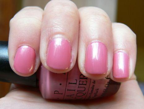 OPI Nail Polish - A Dozen Rosas