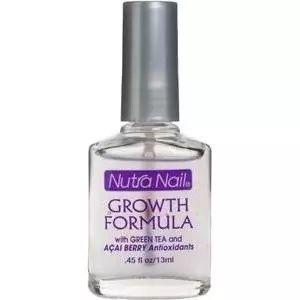Nutra Nail Growth Formula with Green Tea and Acai Berry Antioxidants ...