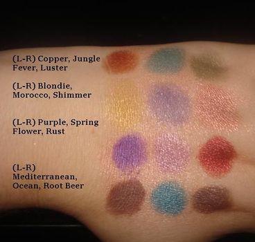 Eyeshadow Palette by Karity #5