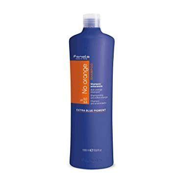 No Orange Shampoo
