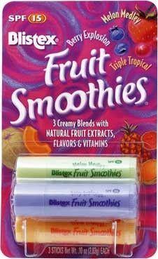 Fruit Smoothies SPF 15