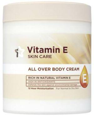Vitamin E Body Cream