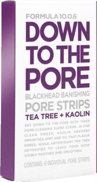 Down To The Pore Blackhead Banishing Pore Strips