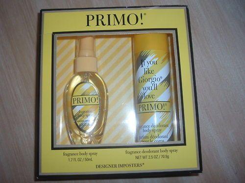 Designer Imposters 'Primo!' (Giorgio knockoff)