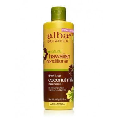 Natural Hawaiian Drink It Up Coconut Milk Conditioner