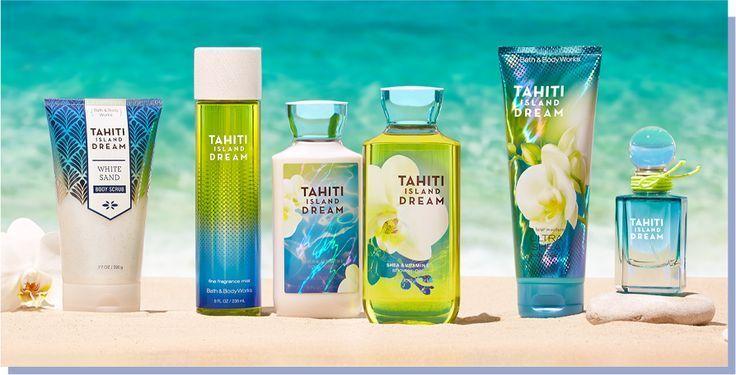 Tahiti Island Dream