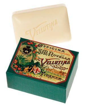 Vellutina Crema Sapone