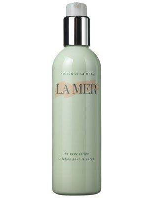 The body lotion