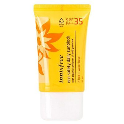 Eco Safety Daily Sunblock SPF35 PA++