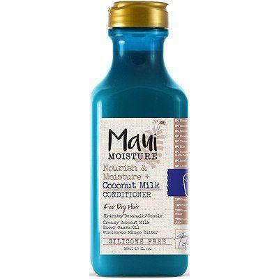 Nourish & Moisture + Coconut Milk Conditioner for Dry Hair