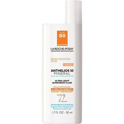 Anthelios 50 Tinted Mineral Ultra Fluid Sunscreen