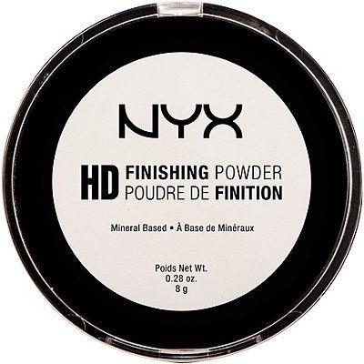 HD Finishing Powder Translucent