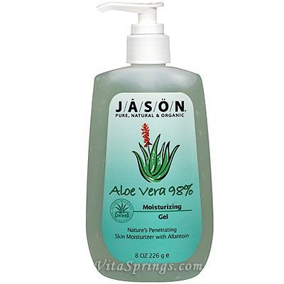 98% Aloe Vera Super Gel