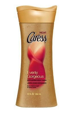 Evenly Gorgeous Exfoliating Body Wash