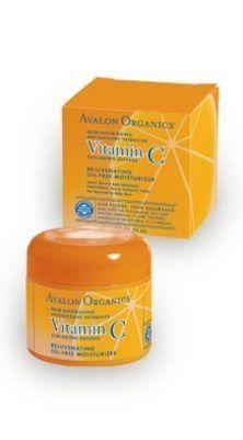 Vitamin C Rejuvenating Oil-Free Moisturizer